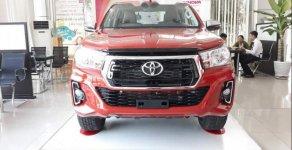 Bán Toyota Hilux 2.4 2019, màu đỏ, xe nhập giá 695 triệu tại Tp.HCM