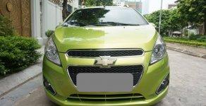 Bán Chevrolet Spark LTZ Xanh 2015 BSTP chính chủ gia đình giá 263 triệu tại Tp.HCM