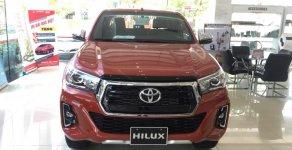 Cần bán Toyota Hilux 2.8G sản xuất năm 2019, màu cam, xe nhập, giá chỉ 787 triệu giá 787 triệu tại Bắc Ninh
