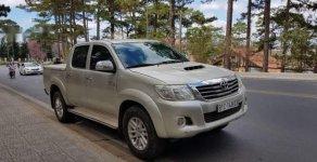 Bán Toyota Hilux năm 2011, màu bạc giá 465 triệu tại Gia Lai