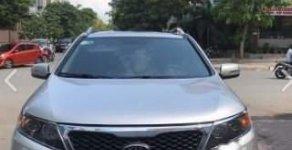 Cần bán gấp Kia Sorento năm sản xuất 2019, màu bạc như mới giá 565 triệu tại Tp.HCM