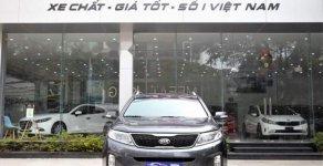 Bán xe Kia Sorento AT sản xuất năm 2015, màu xám, giá chỉ 695 triệu giá 695 triệu tại Hà Nội