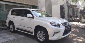Cần bán lại xe Lexus GX 460 đời 2015, màu trắng, nhập khẩu giá 3 tỷ 800 tr tại Tp.HCM