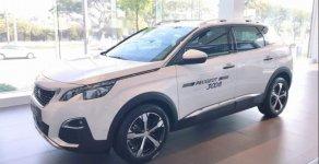 Cần bán xe Peugeot 3008 2019, màu trắng giá 1 tỷ 190 tr tại Tp.HCM