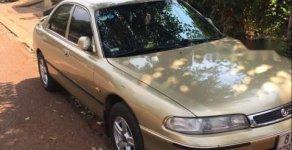 Bán Mazda 626 năm 1996, màu vàng, xe còn rất chất, máy lạnh tốt giá 117 triệu tại Gia Lai