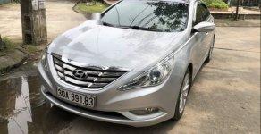Bán xe Hyundai Sonata đời 2010, màu bạc, xe đẹp giá 485 triệu tại Hà Nội