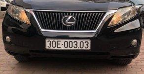 Cần bán xe Lexus RX350 đời 2010, màu đen, nhập khẩu giá 1 tỷ 390 tr tại Hà Nội