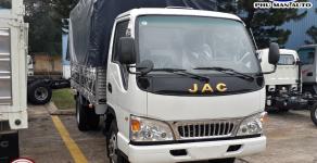 Xe tải JAC 2T4 đời 2019 máy Isuzu thùng dài 4m4 giá 350 triệu tại Đồng Nai