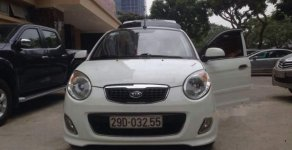 Bán xe Kia Morning năm 2010, màu trắng, nhập khẩu nguyên chiếc giá 195 triệu tại Hà Nội