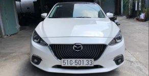 Cần bán lại xe Mazda 3 sản xuất năm 2016, màu trắng chính chủ giá 595 triệu tại Tp.HCM