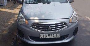 Bán Mitsubishi Attrage 1.2 MT năm sản xuất 2018, màu bạc, nhập khẩu giá 370 triệu tại Tp.HCM