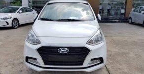 Bán xe Hyundai Grand i10 đời 2019, màu trắng, bản đủ, giao liền giá 140 triệu tại Cần Thơ