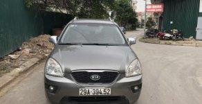 Gia đình bán xe Kia Carens 2.0 AT đời 2011, màu xám giá 350 triệu tại Hà Nội