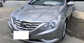 Bán Hyundai Sonata 2.0AT, đời 2010, màu bạc, nhập Hàn nguyên chiếc giá 498 triệu tại Tp.HCM