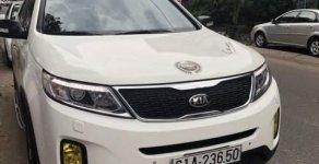 Cần bán xe Kia Sorento sản xuất 2015, màu trắng giá 679 triệu tại Tp.HCM