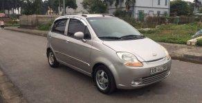 Bán xe Chevrolet Spark đời 2009, màu bạc giá 115 triệu tại Hà Nội
