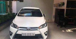 Bán Toyota Yaris 2017, màu trắng, nhập khẩu nguyên chiếc, giá 610tr giá 610 triệu tại Tp.HCM
