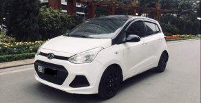 Cần bán xe Hyundai Grand i10 đời 2014, màu trắng, xe nhập giá 228 triệu tại Hà Nội