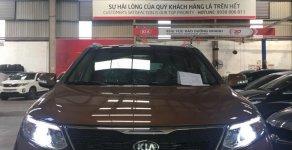 Bán xe Kia Sorento DATH sản xuất năm 2019, màu nâu, giá 949tr giá 949 triệu tại Tp.HCM
