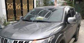 Bán Mitsubishi Triton 4x2 MT 2015, màu xám, nhập khẩu, số sàn  giá 435 triệu tại Tp.HCM