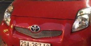 Bán Toyota Yaris sản xuất 2011, màu đỏ, máy êm ru giá 400 triệu tại Hà Nội