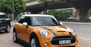 Cần bán xe Mini Cooper S sản xuất năm 2017, màu cam, nhập khẩu nguyên chiếc giá 1 tỷ 313 tr tại Hà Nội
