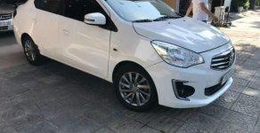 Bán Mitsubishi Attrage năm 2017, màu trắng, xe nhập giá 350 triệu tại Đà Nẵng