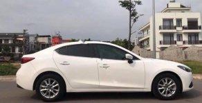 Bán Mazda 3 1.5 AT đời 2017, màu trắng, chính chủ  giá 599 triệu tại Thái Nguyên