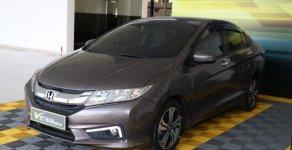 Cần bán xe Honda City 1.5AT năm 2016, màu nâu, giá 498tr giá 498 triệu tại Tp.HCM
