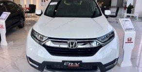 Honda CR-V mới 2019, tặng gói siêu khuyến mãi chỉ trong tháng 5 giá 1 tỷ 93 tr tại Tp.HCM