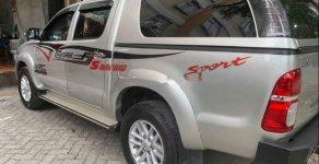 Bán xe Toyota Hilux G 4x2 đời 2015, màu bạc, nhập khẩu ít sử dụng giá 483 triệu tại Hà Nội