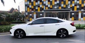 Bán Honda Civic đời 2017, màu trắng, nhập khẩu   giá 870 triệu tại Tp.HCM