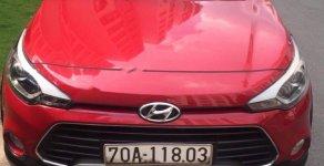 Cần bán gấp Hyundai i20 Active 1.4 AT sản xuất năm 2016, màu đỏ, nhập khẩu nguyên chiếc, giá 528tr giá 528 triệu tại Tp.HCM