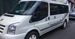 Cần bán xe Ford Transit 16 chỗ sx 2007, màu trắng, mới đi 220.000 km giá 280 triệu tại Tp.HCM