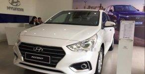 Bán ô tô Hyundai Accent 1.4MT đời 2019, màu trắng, giá chỉ 438 triệu giá 438 triệu tại Tp.HCM