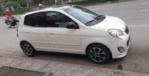 Bán Kia Picanto AT đời 2008, màu trắng, nhập khẩu nguyên chiếc giá 210 triệu tại Hà Nội