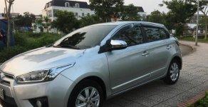 Bán ô tô Toyota Yaris 1.5G sản xuất 2016, màu bạc, nhập khẩu nguyên chiếc xe gia đình giá 575 triệu tại Thái Nguyên