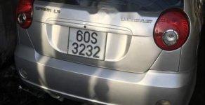 Cần bán lại xe Chevrolet Spark năm sản xuất 2009, màu bạc giá 99 triệu tại Đồng Nai