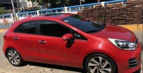Gia đình bán xe Kia Rio đời 2015, màu đỏ, nhập khẩu giá 480 triệu tại Phú Yên