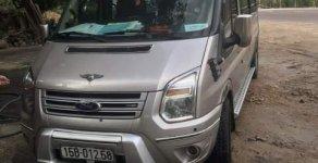 Bán ô tô Ford Transit năm sản xuất 2015, màu bạc, giá 470tr giá 470 triệu tại Kiên Giang