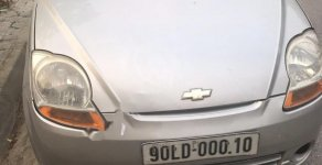 Bán ô tô Chevrolet Spark sản xuất năm 2011, màu bạc giá 100 triệu tại Hà Nam