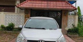 Bán Hyundai Grand i10 MT 2016, màu bạc, xe nhập, nội thất tươi mới giá 315 triệu tại Hải Dương