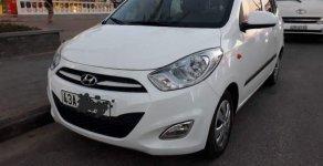 Gia đình bán xe Hyundai Grand i10 đời 2013, màu trắng, nhập khẩu giá 218 triệu tại Đà Nẵng
