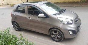 Cần bán xe cũ Kia Morning đời 2011, màu xám giá 315 triệu tại Hà Nội