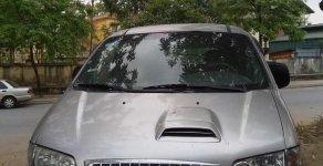Cần bán xe Hyundai Starex bán tải 3 chỗ đời 2002, màu bạc ít sử dụng, giá chỉ 125tr giá 125 triệu tại Hà Nội