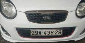 Bán xe Kia Morning MT đời 2011, màu trắng, xe đẹp không lỗi giá 182 triệu tại Hà Nội