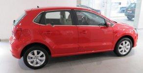 Bán Volkswagen Polo 1.6AT đời 2018, màu đỏ, nhập khẩu  giá 695 triệu tại Hà Nội