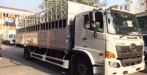 Bán xe tải Hino 2019 8 tấn chở xe máy 8.9m giá 1 tỷ 310 tr tại Tp.HCM
