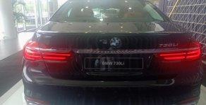 Bán ô tô BMW 7 Series 730Li năm 2018, màu đen, nhập khẩu giá 4 tỷ 99 tr tại Hà Nội