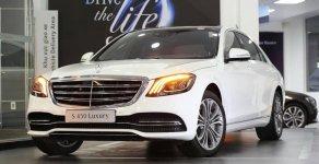 [Đón xuân 2020] Mercedes S450 Luxury 2020, vay trả góp 80% giá trị xe, lãi suất 0.77%/tháng cố định 3 năm giá 4 tỷ 969 tr tại Tp.HCM